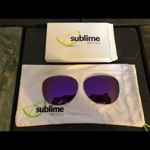 Sublime Optics Oakley Replacement Lenses